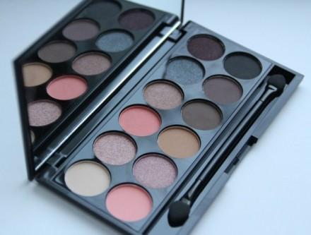 Палетка теней Sleek MakeUp Eyeshadow Palette I-Divine 12 тонов Oh So Special: фото