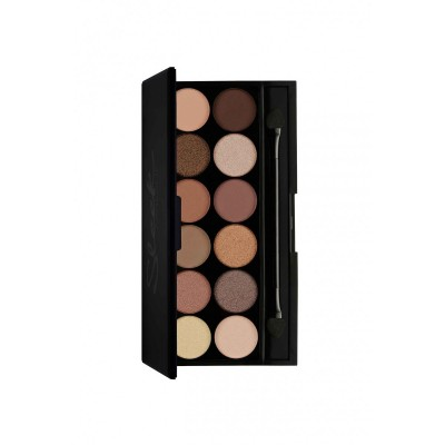 Палетка теней Sleek MakeUp Eyeshadow Palette I-Divine 12 тонов A New Day 430: фото