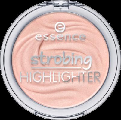 Хайлайтер Strobing Highlighter Essence 10 let it glow!: фото