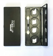 Футляр для теней MAKE-UP-SECRET, 2 гр. на 4 цвета: фото