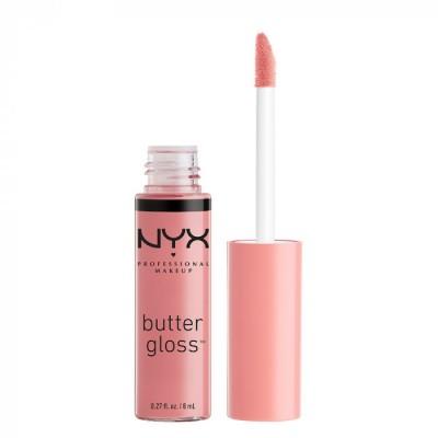 Блеск для губ NYX Professional Makeup Butter Lip Gloss - CREME BRULEE 05: фото