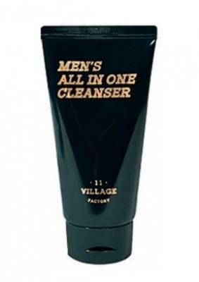 Пенка-скраб мужская для умывания и бритья VILLAGE 11 FACTORY Men's All In One Cleanser: фото