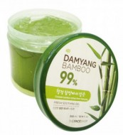 Гель с экстрактом бамбука THE FACE SHOP Damyang bamboo fresh soothing gel 300 мл: фото