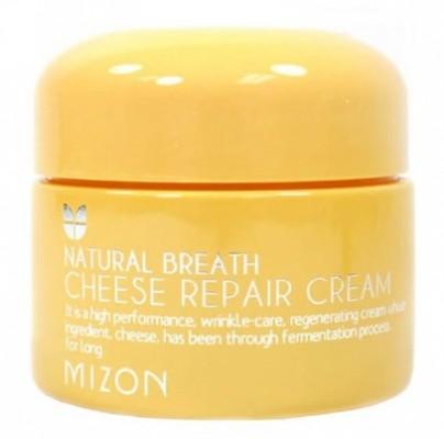 Крем питательный с ферментами сыра MIZON Cheese repair cream 50мл: фото