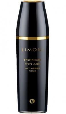 Антивозрастной тонер со змеиным ядом LIMONI Premium Syn-Ake Anti-Wrinkle Toner 120 мл: фото