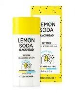 Стик очищающий ETUDE HOUSE Lemon Soda Blackhead Out Stick: фото