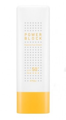 Солнцезащитный крем-эссенция A'PIEU Power Block Essence Sun Cream SPF50+/PA++++ 50мл: фото