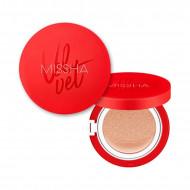 Тональный крем кушон MISSHA Velvet Finish Cushion SPF50+/PA+++№23: фото