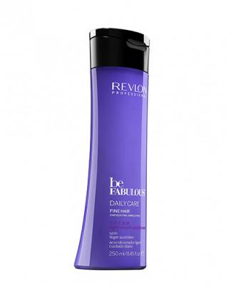 Кондиционер ежедневный уход для тонких волос Revlon Professional, C. R. E. A. M. Be Fabulous 250 мл: фото