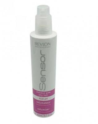 Шампунь - кондиционер для придания объема волос склонных к жирности Revlon Professional SENSOR VOLUMIZER CONDITIONING-SHAMPOO 200 мл: фото