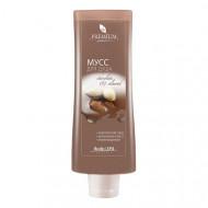 Мусс для душа PREMIUM Silhouette Chocolate&Almond 200 мл: фото