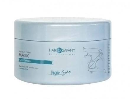 Маска-уход с кератином Hair Company HAIR LIGHT KERATIN CARE Mask 500мл: фото
