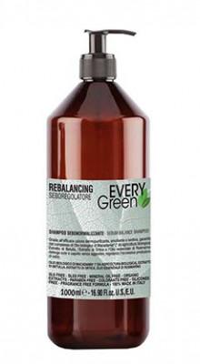 Шампунь восстанавливающий Dikson REBALANCING Shampoo SEBOREGOLATORE 1000мл: фото