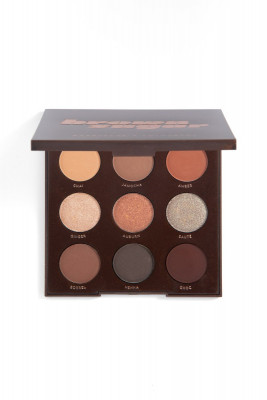 Палетка теней ColourPop Brown Sugar Pressed Powder Palette: фото