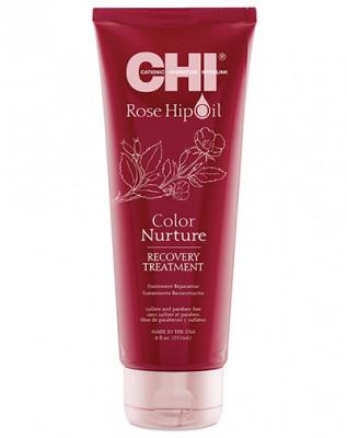 Маска питание цвета CHI Масло Дикой розы Rose Hip Intense Treatment 237 мл: фото