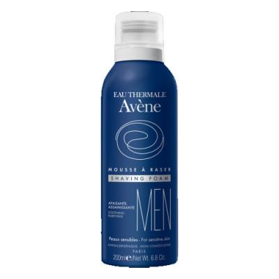 Пена для бритья Avene For men 200 мл: фото