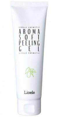 Гель-скатка ароматизированный Lioele Aroma Soft Peeling Gel 120мл: фото