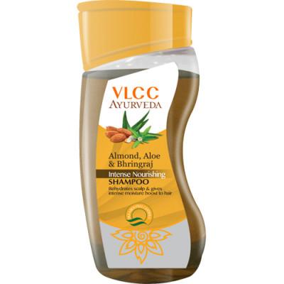 Шампунь для питания волос VLCC Аюрведа Миндаль Алоэ Бринградж 100мл: фото