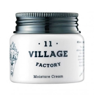 Крем с экстрактом корня когтя дьявола VILLAGE 11 FACTORY Moisture Cream 55мл: фото