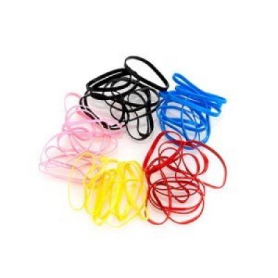 Цветные резинки для волос The Face Shop Daily Beauty Tools Color Hair Bands: фото