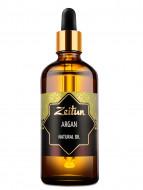 Масло Арганы натуральное первого холодного отжима Zeitun , 100 мл: фото