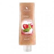 Скраб-дессерт Premium Silhouette Srawberry&Cream 200мл: фото
