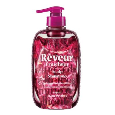 Шампунь «Живой» бессиликоновый для кожи головы Revlon Professional FRAICHEUR Scalp 340 мл: фото
