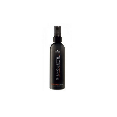 Безупречный спрей ультрасильной фиксации Schwarzkopf Professional, Silhouette 200 мл: фото