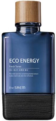 Тонер мужской освежающий The Saem ECO ENERGY Fresh Toner 150мл: фото