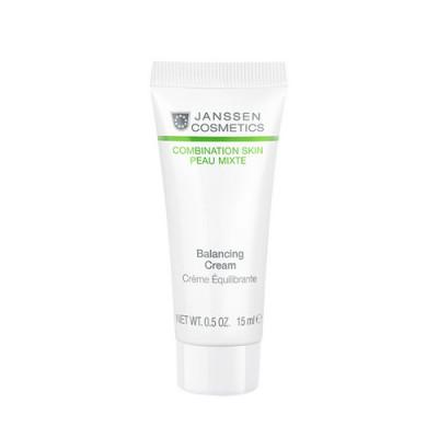 Крем балансирующий Janssen Cosmetics Balancing Cream 10 мл: фото