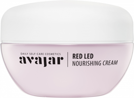 Крем питательный Avajar Red LED Nourishing Cream Main 50мл: фото