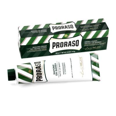 Крем для бритья освежающий PRORASO Eucalyptus 150 мл: фото