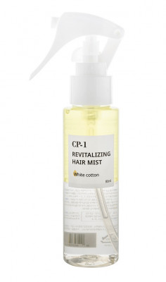 Мист для волос ESTHETIC HOUSE CP-1 REVITALIZING HAIR MIST White cotton 80мл: фото