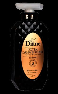 Шампунь Восстанавливающий с кератинами Moist Diane Perfect Beauty Extra 450 мл: фото