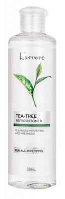 Тонер успокаивающий с чайным деревом L'arvore Tea-Tree Refresh Toner 248 мл: фото