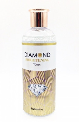 Эмульсия увлажняющая для лица FarmStay Diamond Brightening Emulsion 350мл: фото