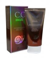 СС-крем с улиточным муцином Ekel CC Cream Snail SPF50+ PA +++ 50 мл: фото