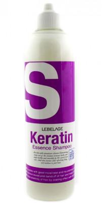 Шампунь для волос с кератином Lebelage Keratin Shampoo 300 мл: фото
