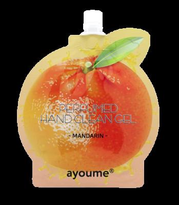 Гель для рук антибактериальный AYOUME Perfumed hand clean gel mandarin 20мл: фото